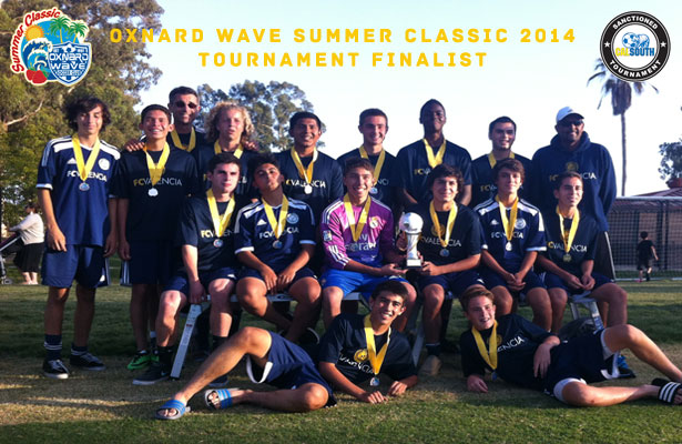 Oxnard Wave Summer Classic 2014 Tournament Finalist