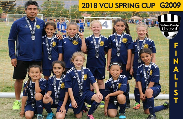 G2009 Yellow - 2018 VCU Spring Cup Finalist