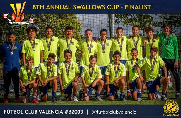 2018 Swallows Cup Finalist